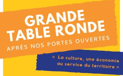 TABLE RONDE SUR LA CULTURE A PASSING
