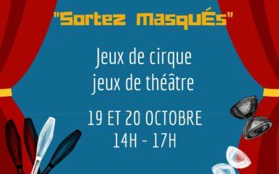 Stage d'automne : sortez masqués ! (cirque et théâtre)