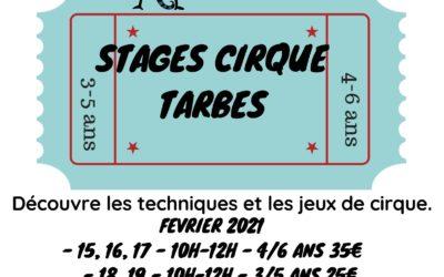 Stages de février : tout le programme !