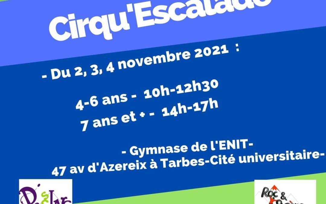 The Stage Cirqu'Escalade